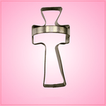 Cross Cookie Cutter with Handle