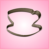 Cup and Saucer Cookie Cutter