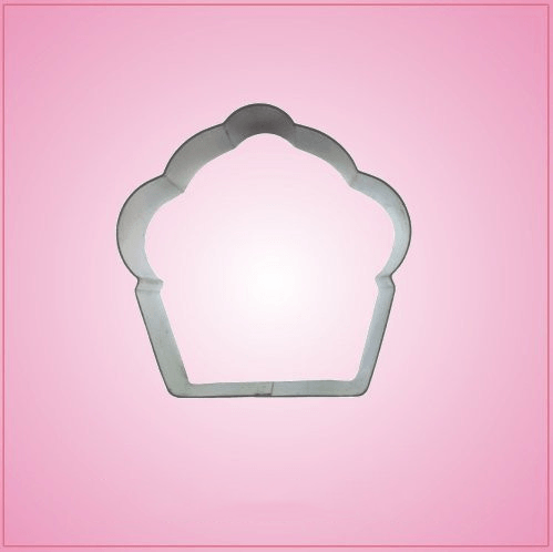 Cupcake Cookie Cutter 2