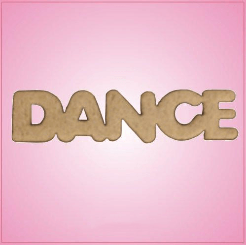 Dance Cookie Cutter