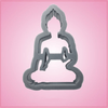 Detailed Buddha Cookie Cutter