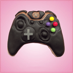 Detailed Gray Video Game Controller Cookie Cutter