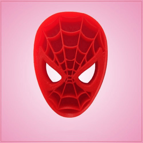 Detailed Spiderman Cookie Cutter