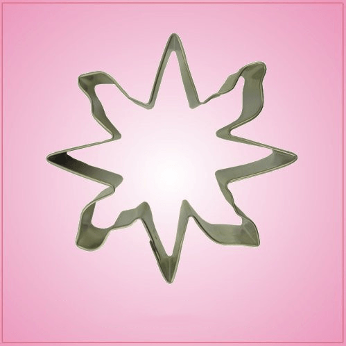 Detailed Sunshine Cookie Cutter
