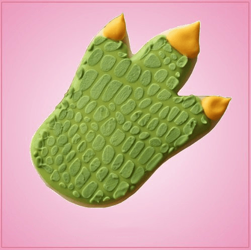 Dinosaur Foot Cookie Cutter
