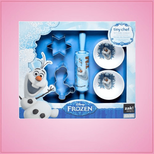 Disney Frozen Olaf Bake Set