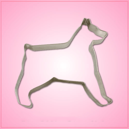 Doberman Pinscher Cookie Cutter