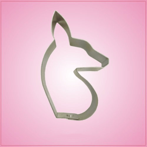 Doe Head Cookie Cutter