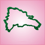 Dominican Republic Cookie Cutter