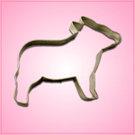 Donkey Cookie Cutter 3