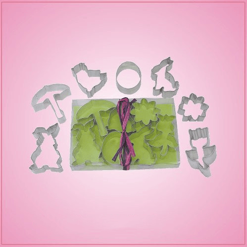 Easter Cookie Cutter Set 7 Piece