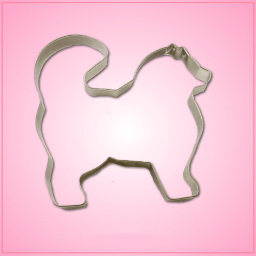 Elkhound Cookie Cutter