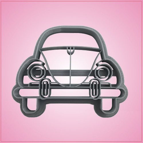 Embossed VW Cookie Cutter