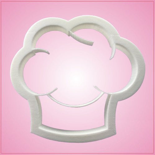 Embossed Chef Hat Cookie Cutter