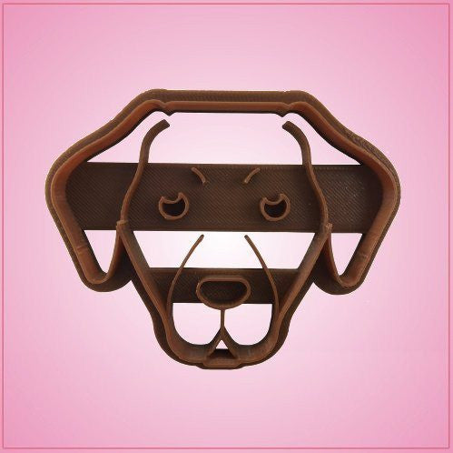 Embossed Labrador Retriever Cookie Cutter