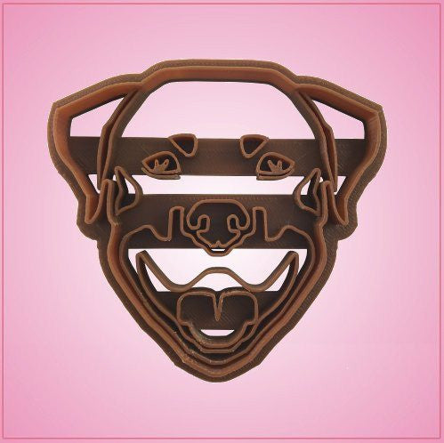 Embossed Rottweiler Cookie Cutter