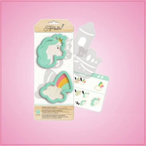 Enchanted Cookie Cutter Set