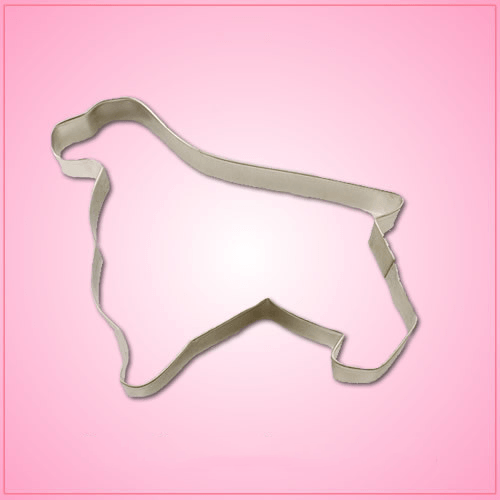 English Cocker Spaniel Cookie Cutter