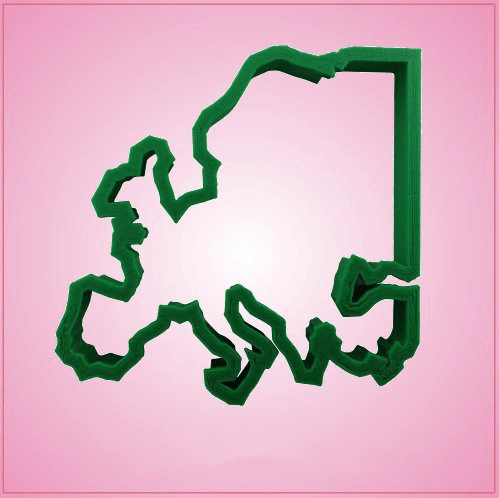 Europe Cookie Cutter