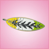 Feather Cookie Cutter
