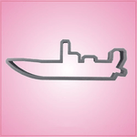 Fishing Boat Cookie Cutter