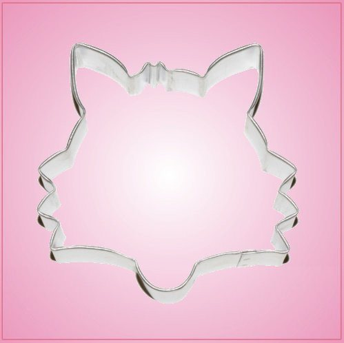 Fox Face Cookie Cutter