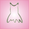 Fringed Dress Cookie Cutter