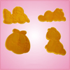 Garfield Cookie Cutter
