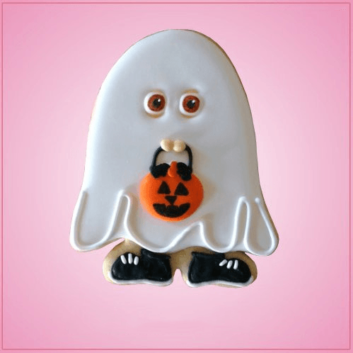 Ghost Costume Cookie Cutter