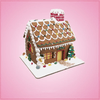 Gingerbread House Bake Set