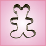 Mickey Mouse Gingerbread Man Cookie Cutter