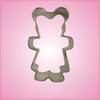 Minnie Mouse Gingerbread Woman Cookie Cutter