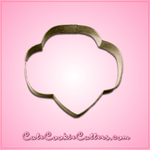 Trefoil Cookie Cutter