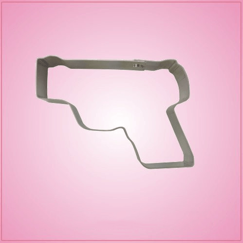 Handgun Cookie Cutter