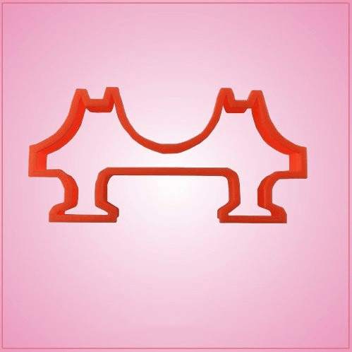 Golden Gate Bridge Cookie Cutter
