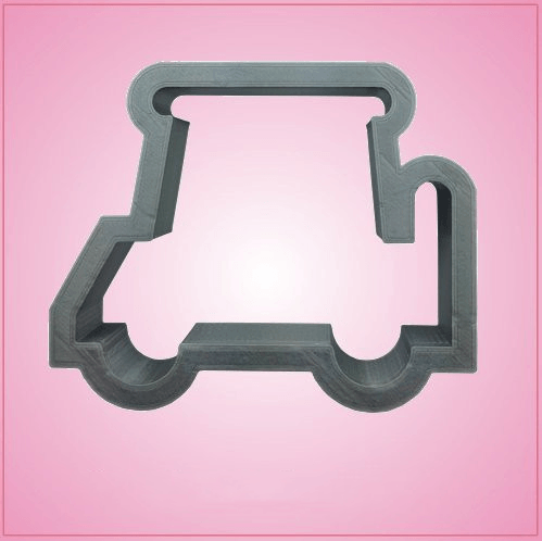 Golf Cart Cookie Cutter