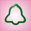 Green Bell Cookie Cutter