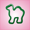 Green Camel Cookie Cutter