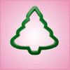 Green Christmas Tree Cookie Cutter