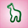 Green Giraffe Cookie Cutter
