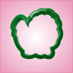 Green Turkey Cookie Cutter