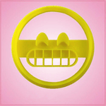 Grin Emoji Cookie Cutter