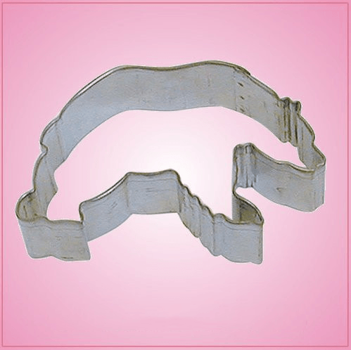 Grizzley Bear Cookie Cutter