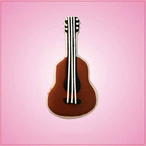 Guitar Cookie Cutter