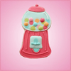 Decorated Gumball Machine Cookie