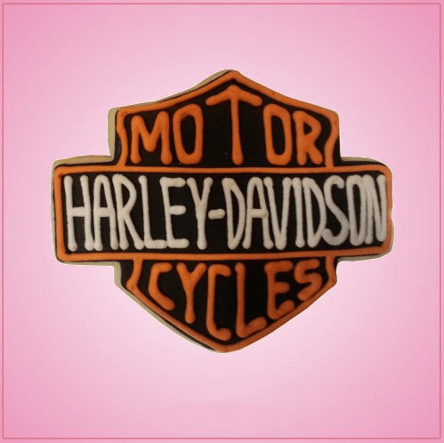 Harley Davidson Cookie Cutter