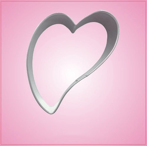 Heart Folk Cookie Cutter