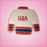 Hockey Jersey Cookie Cutter 2