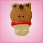 Horse Face Cookie Cutter