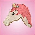Horse Head Cookie Cutter